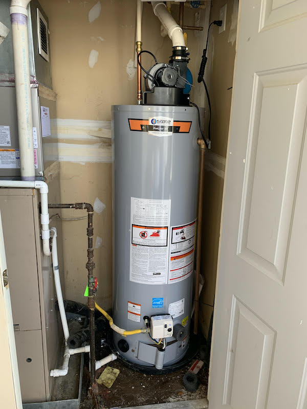 tank water heaters Services